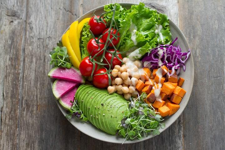vegetarian athletes