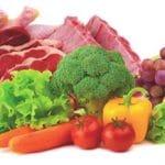 unprocessed food