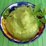 Zucchini dips