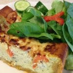 healthy recipes ricotta tart