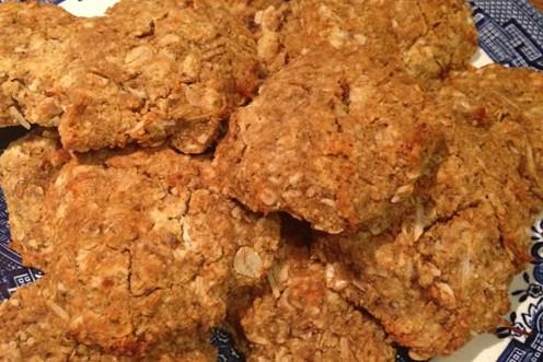 paleo recipes anzac biscuits