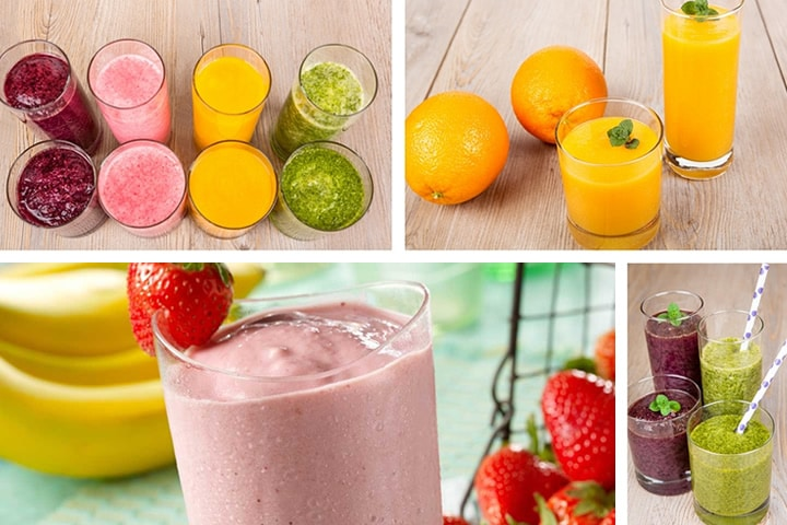 juicing verses smoothies