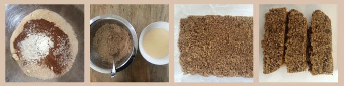 paleo friendly bread Process