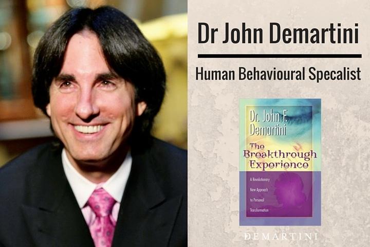 Dr John F Demartini