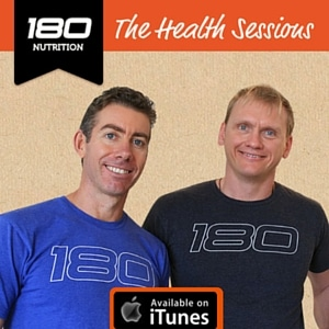 iTunes podcast 180 Nutrition
