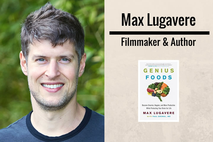 Max Lugavere 180 Nutrition Podcast