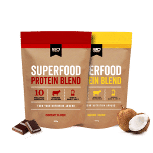 180 Nutrition 600g Superfood Bundle