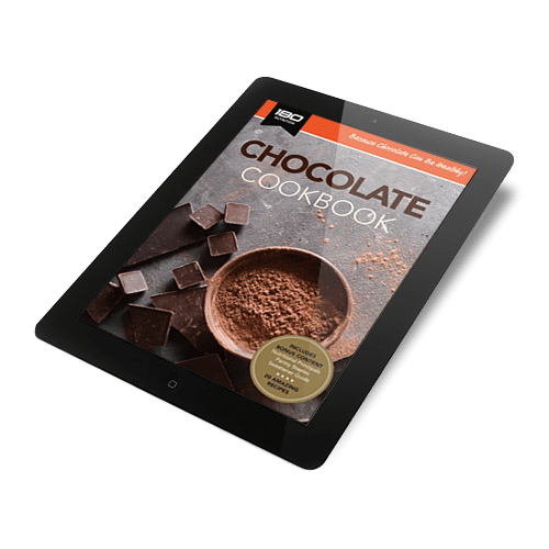 180 Nutrition Chocolate Cookbook