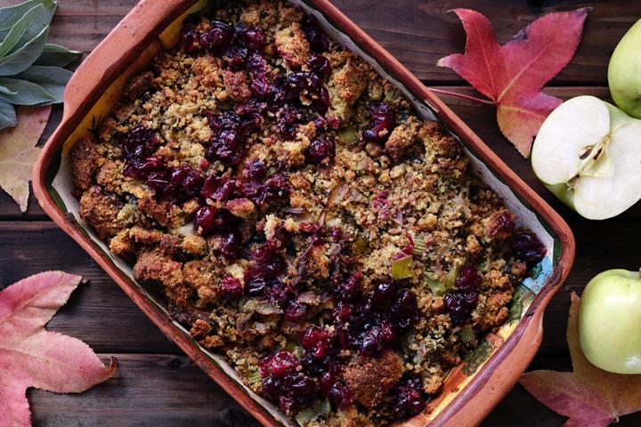 180 Nutrition Quinoa Stuffing Recipe
