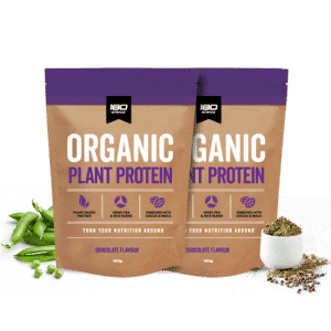 Organic Plant Protein Twin Pack Bundle