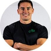 180 Nutrition Ambassador Martin Silva