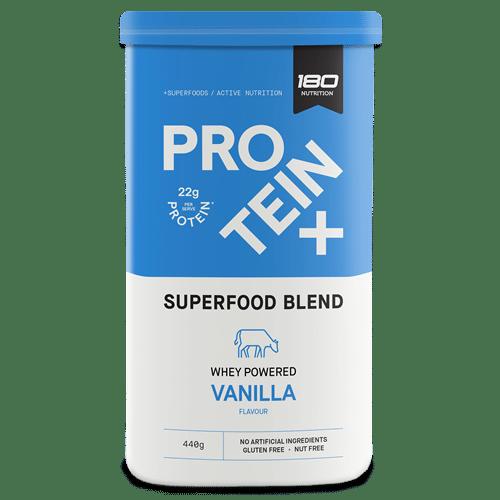 Protein Plus Superfood Whey Vanilla