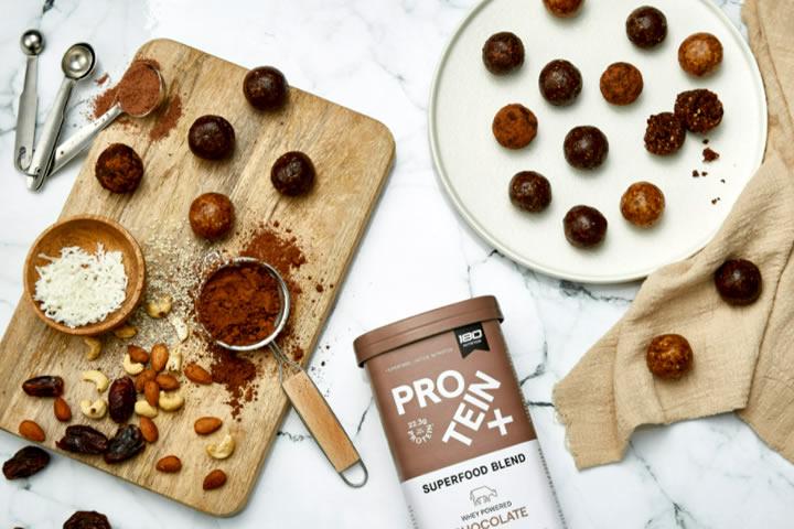 Superfood Protein Balls
