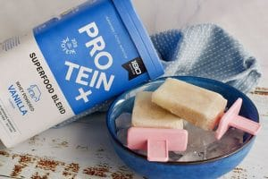 Protein Icy Poles